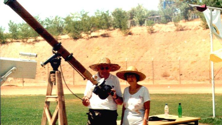 რ.კილაძე და მ. გიგოლაშვილი (თურქეთი, 1999 წ (1)