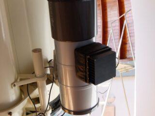 ORI – 22  ფართოველიანი  ტელესკოპი