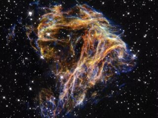 თინათინ კახნიაშვილის სემინარი კოსმოლოგიაში