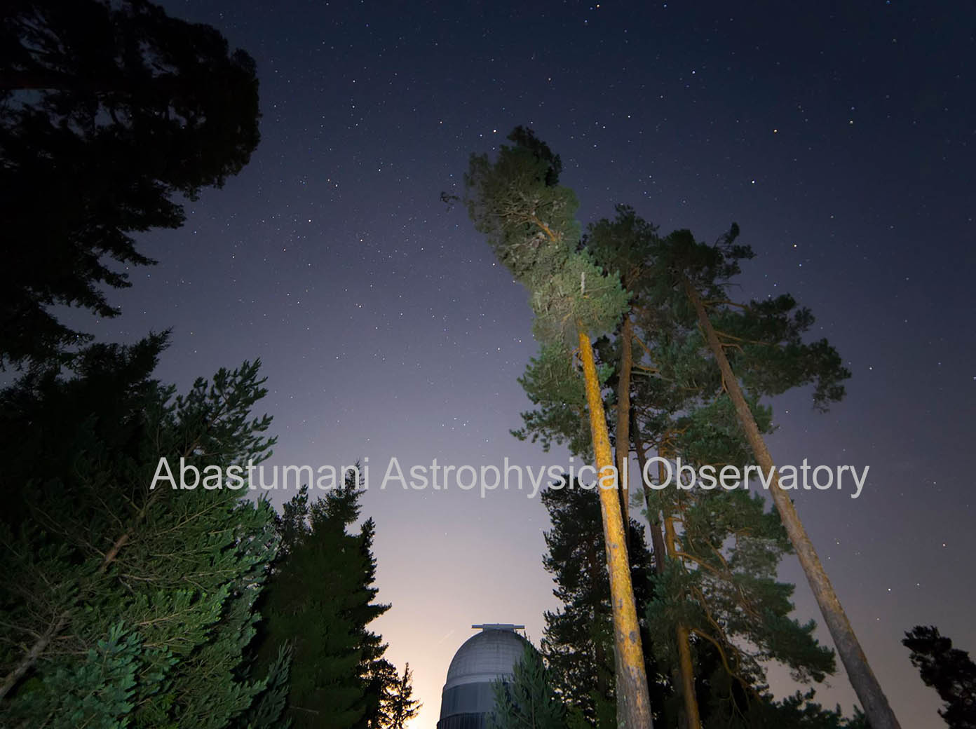 The new all-sky camera with a meteostation  in Abastumani Observatory