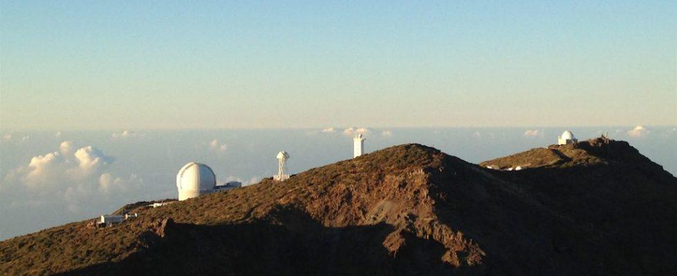 დაკვირვებები მზის შვედურ ტელესკოპზე