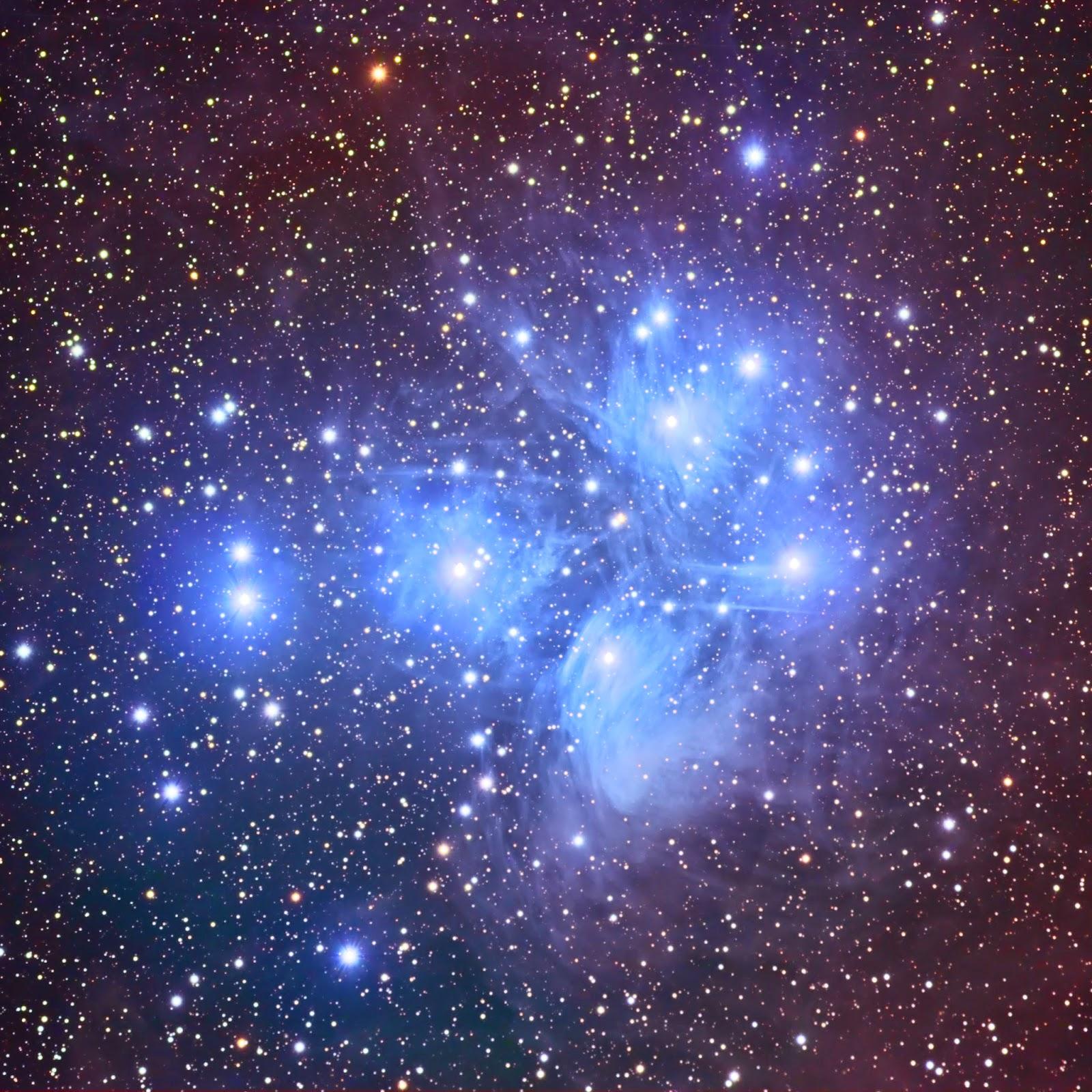 Pleiades - Alson Wong